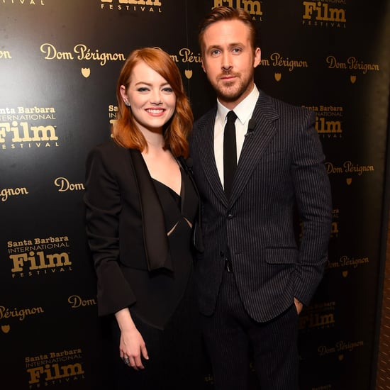 Ryan Gosling and Emma Stone at Santa Barbara Film Festival
