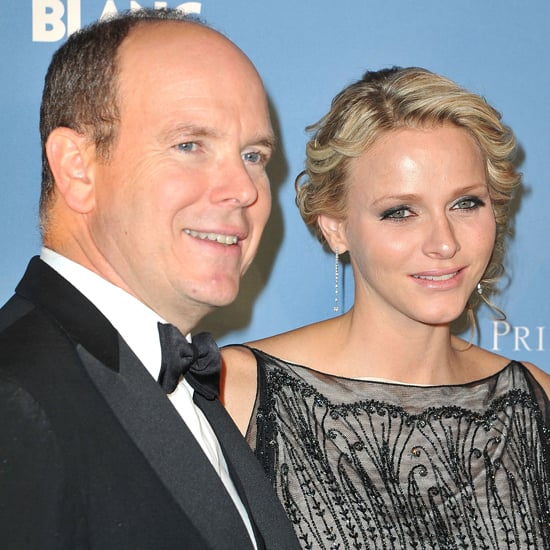 Charlene Wittstock & Prince Albert Interview