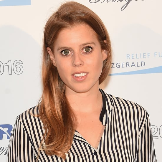Questions About Princess Beatrice Cutting Ed Sheeran's Face