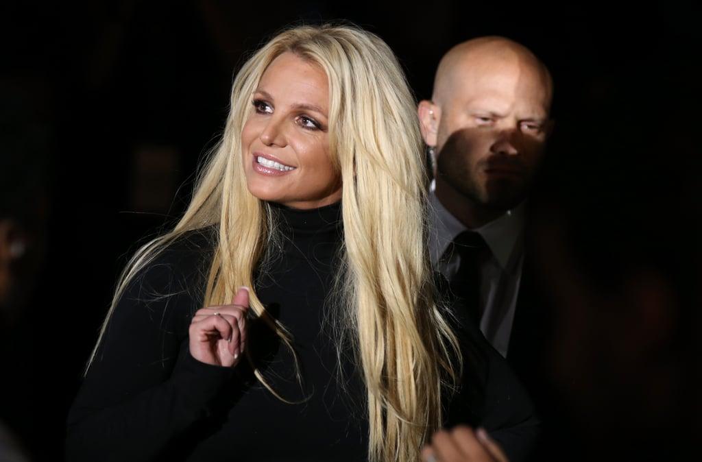 Britney Spears Haircut 2019