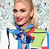Gwen Stefani: Oct. 3