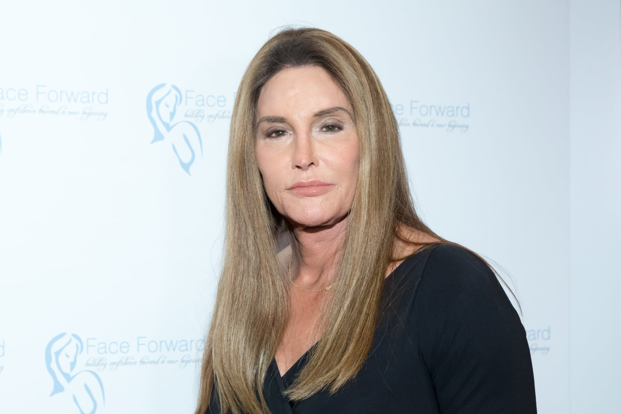 BEVERLY HILLS, CALIFORNIA - SEPTEMBER 22:  TV Personality Caitlyn Jenner attends the Face Forward's 10th Annual