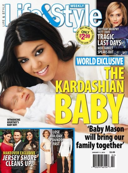 Photo of Kourtney Kardashian's Baby Mason Dash Disick