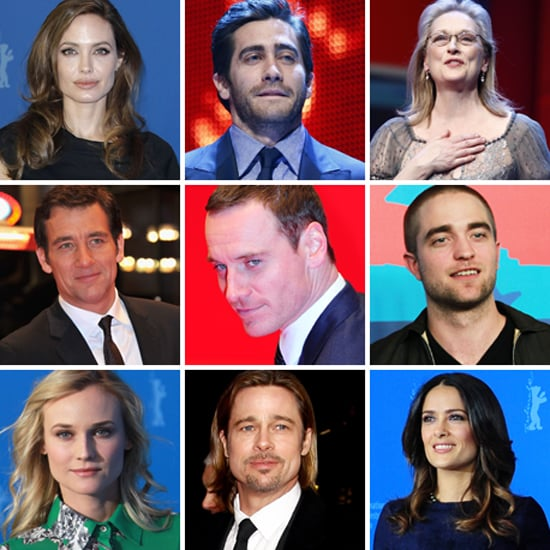 2012 Berlin Film Festival Celebrity Pictures: Angelina Jolie, Brad Pitt, Robert Pattinson, Diane Kruger and More