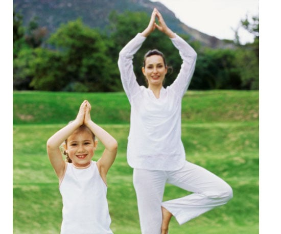 Five Easy Ways To Exercise With the Kids