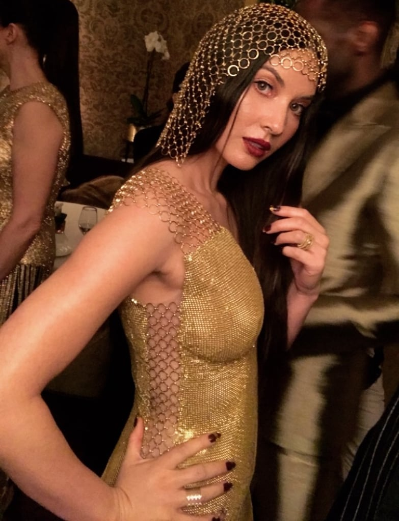 Olivia Munn's H&M Met Gala Dress 2018