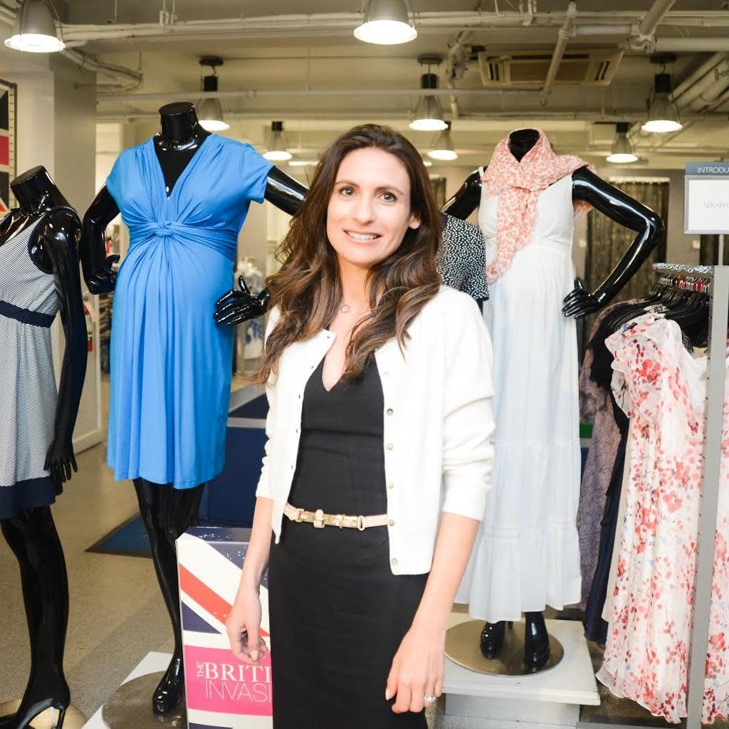 Kate middleton maternity dress designer popsugar moms ombrellifo Gallery