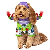 Buzz Lightyear Light-Up Pet Costume by Rubie's
