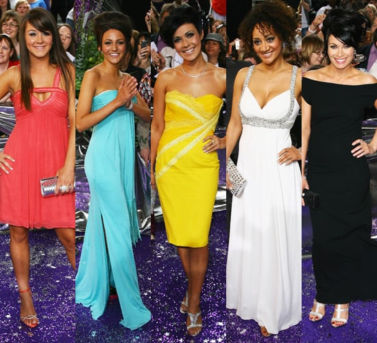 2008 Soap Awards: Bright Colours for Coronation Street Girls