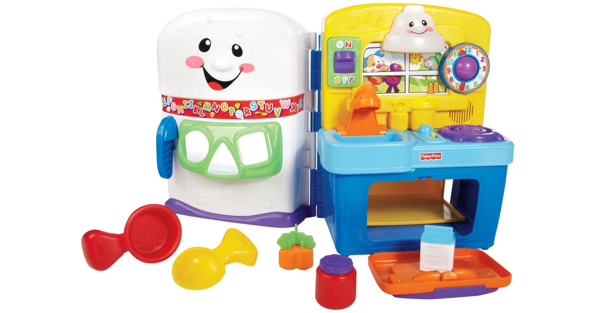 Fisher-Price Laugh and Learn Learning Kitchen | Gift Guide