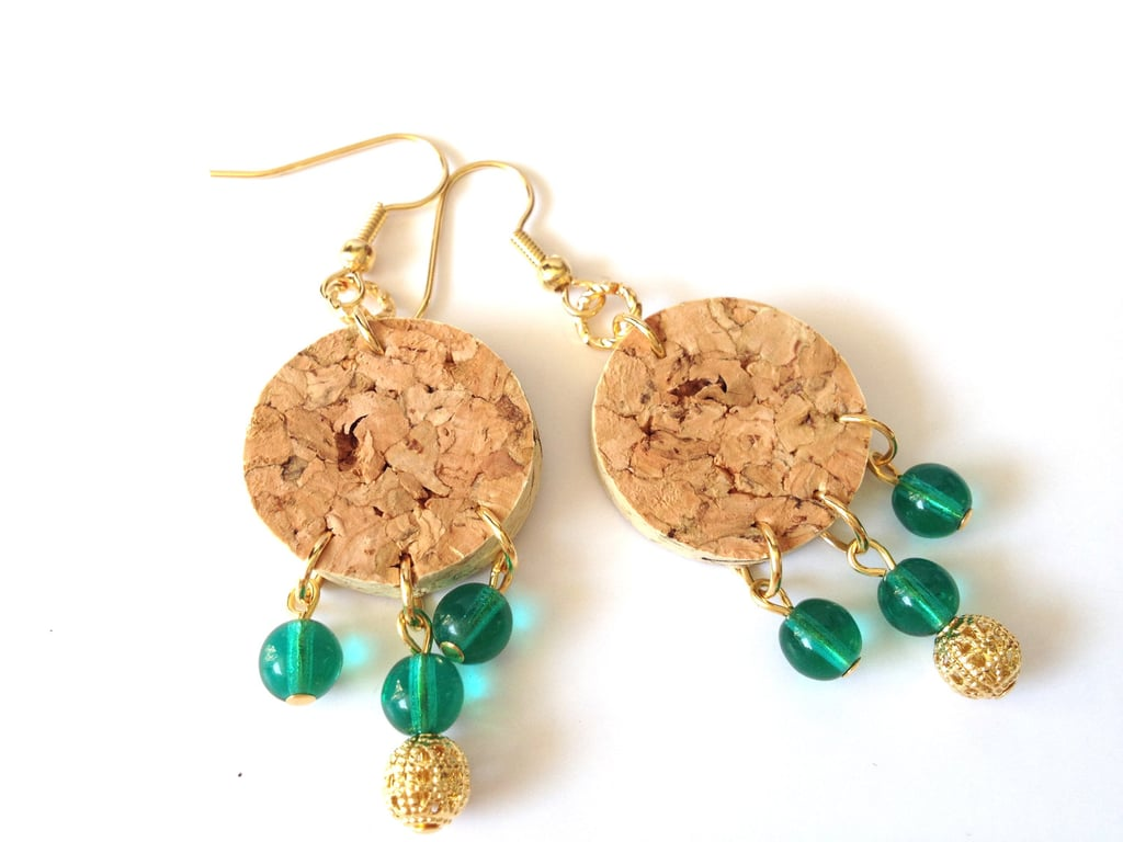 Cork Jewelry