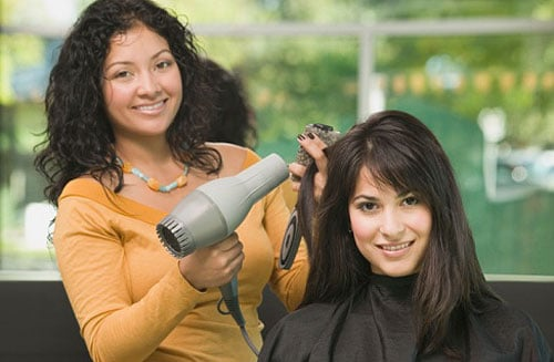 How To Make Your Blow-Dry Last Longer