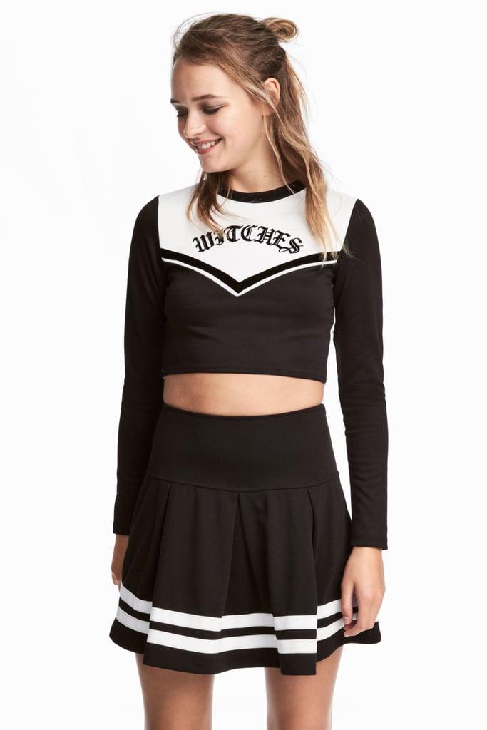 Cheerleader Top (£13)