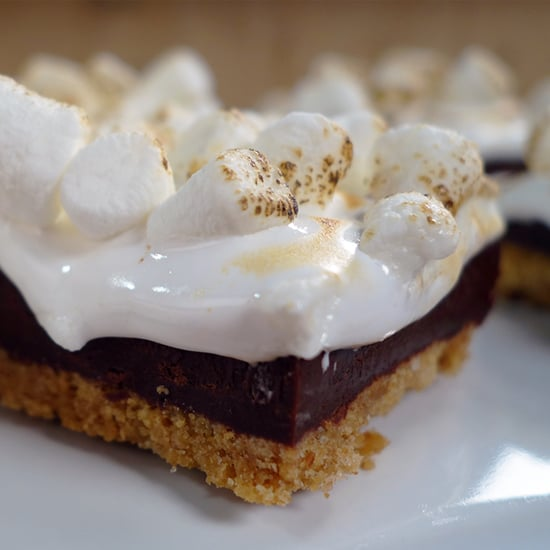 Easy S'mores Bar Recipe