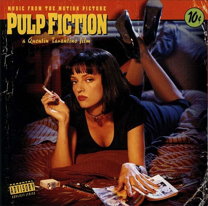 Pulp Fiction 1994 29 Essential 90s Movie Soundtracks Popsugar Entertainment Photo 8