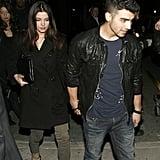 Ashley Greene and Joe Jonas Squeeze In Last-Minute PDA Before Dawn