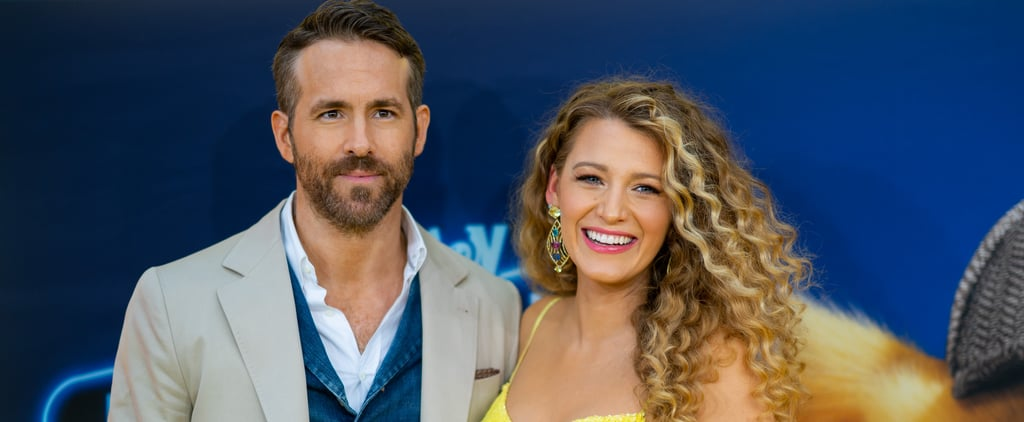Blake Lively and Ryan Reynolds Welcome Their Third Child