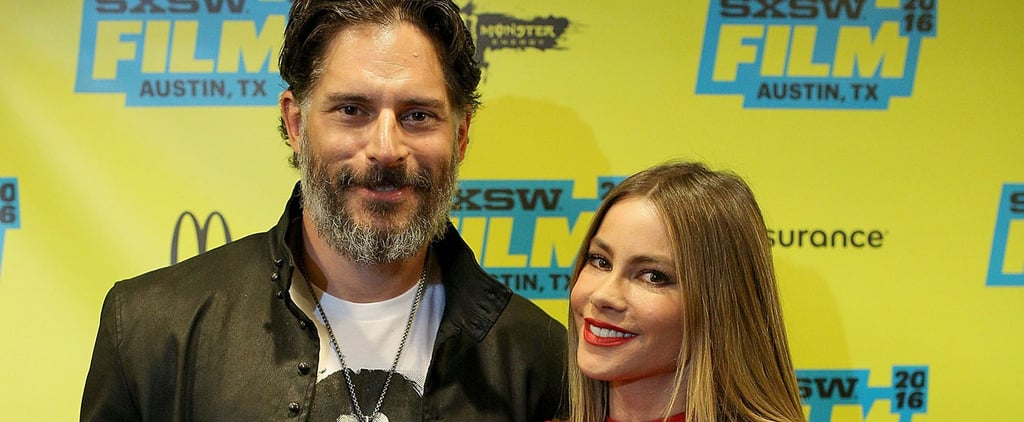 Sofia Vergara and Joe Manganiello Cuddle Up on the Red Carpet at SXSW