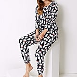 Marks & Spencer Fleece Polar Bear Pyjamas