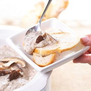 Sunday Slow Cooker: Wild Mushroom Dip