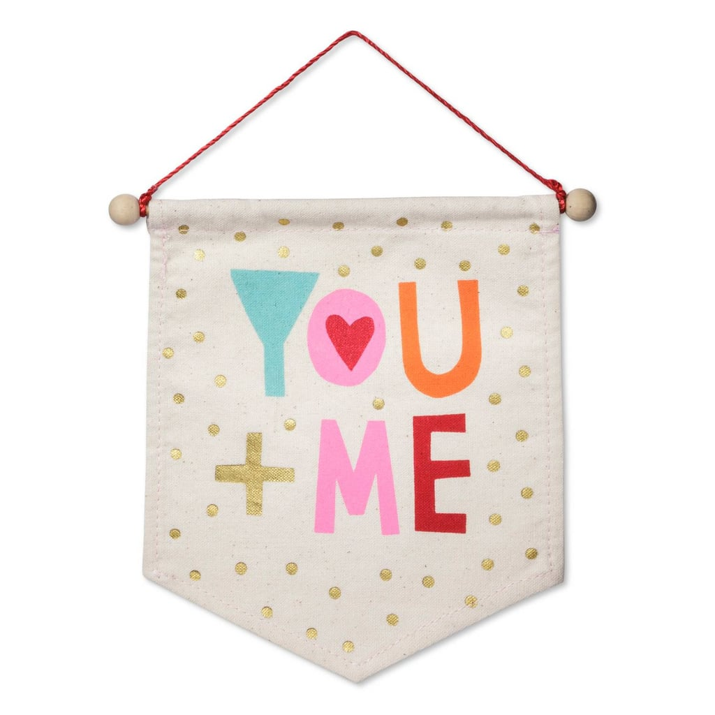 You + Me Banner