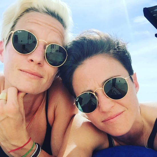 Is Megan Rapinoe a Twin?