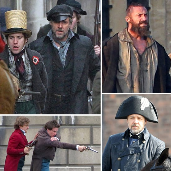 Les Miserables Movie Pictures Hugh Jackman