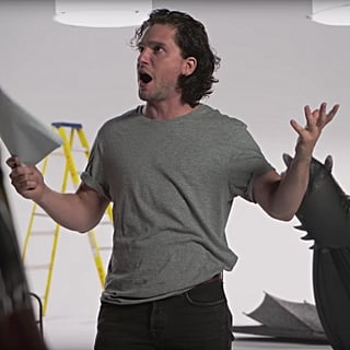 Kit Harington Funny Audition Video For How to Train Your Dragon