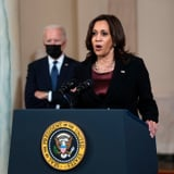 Kamala Harris and Joe Biden Speak on Derek Chauvin Verdict