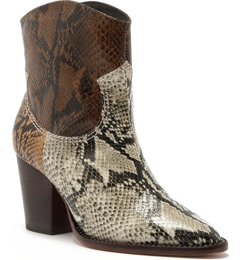 Schutz Haven Cowboy Boots