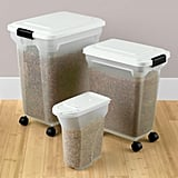 Iris Pet Food Containers