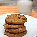 Flour-Free Pumpkin Chocolate Chip Cookies
