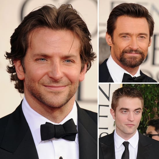 Holy Hot! Check Out the Gorgeous Guys of the Golden Globes