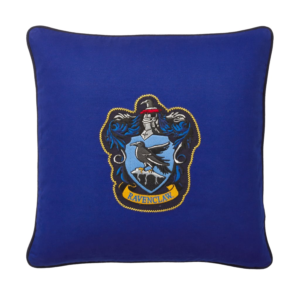Ravenclaw Crest Throw Pillow ($40)