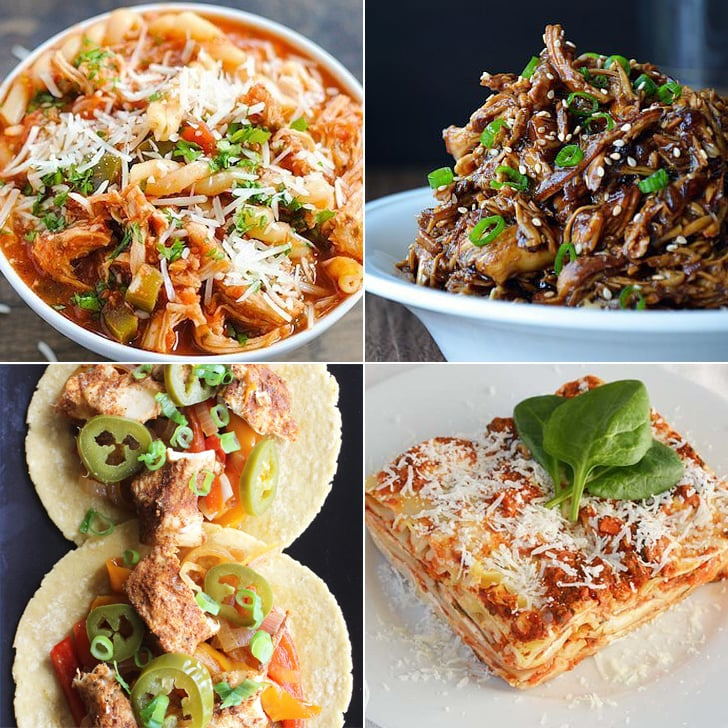 Kid-Friendly Freezable Dinner Recipes