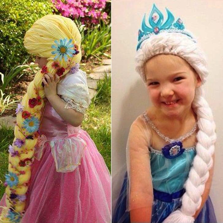 Magic Yarn Wigs For Girls With Cancer | POPSUGAR
