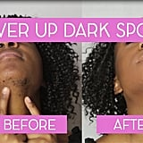 How to Cover Dark Spots With L.A. Girl