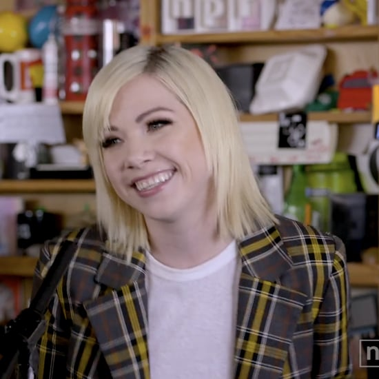 Carly Rae Jepsen's Tiny Desk Concert Video