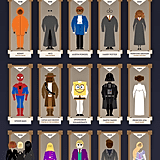 Popular Halloween Costumes by Year