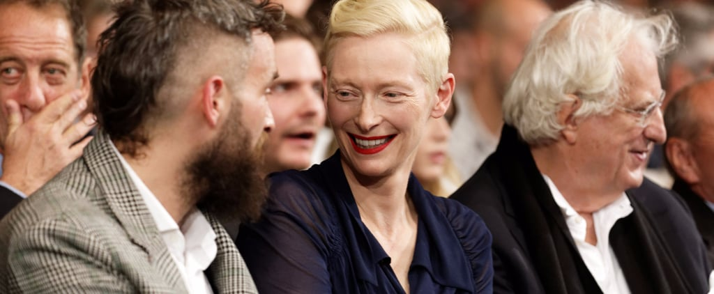 We Can't Get Enough of Tilda Swinton and Sandro Kopp's Unconventional Romance