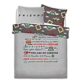 Friends TV Series Reversible Duvet Set