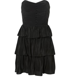 Silk Corset Dress $100 @ Topshop