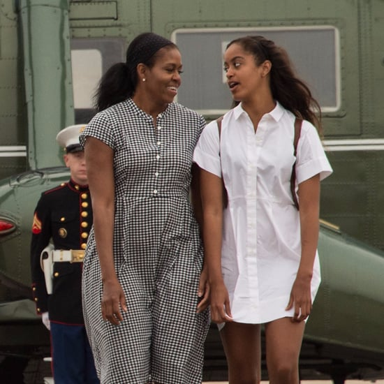 Obama Family Vacation Pictures