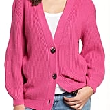 BP. Puff Sleeve Cardigan