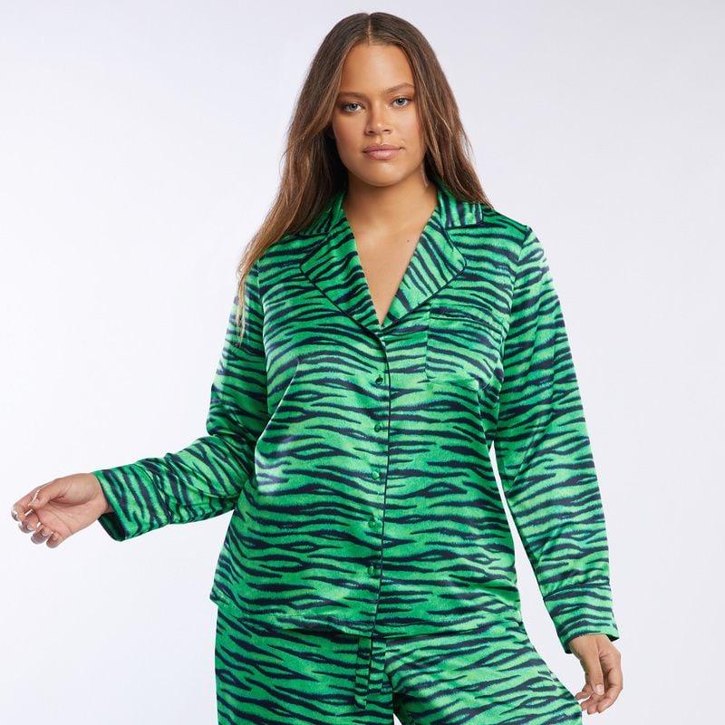 Savage x Fenty Satin Pajamas