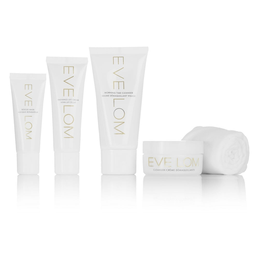 Eve Lom Travel Essentials Set, $109