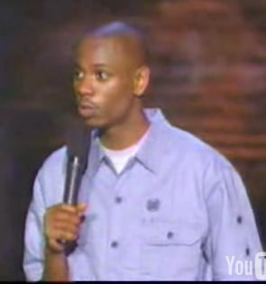 Dave Chappelle Standup