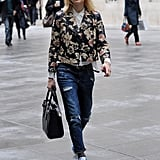Fearne Cotton Street Style — April 2014