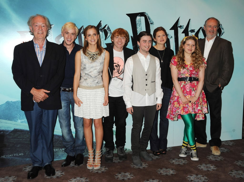 Photos of Daniel Radcliffe, Emma Watson, Rupert Grint at Harry Potter and the Half-Blood Prince Photocall