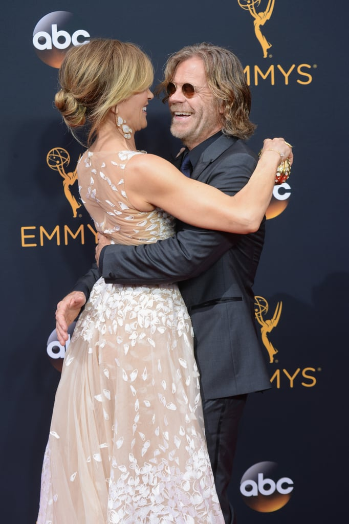 Celebrity Couples at the  Emmys